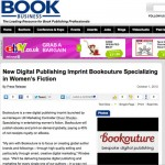 Bookouture launch coverge - Book Business Magazine