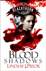 Blood Shadows by Lindsay J. Pryor - front cover