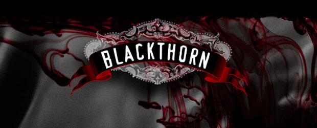 Blackthorn author marketing