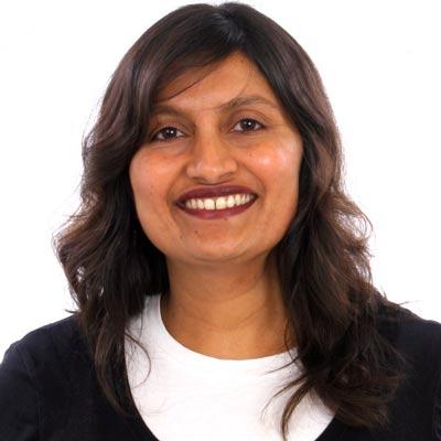 Renita D'Silva Indian Fiction Author
