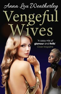 anna lou weatherley vengeful wives book cover