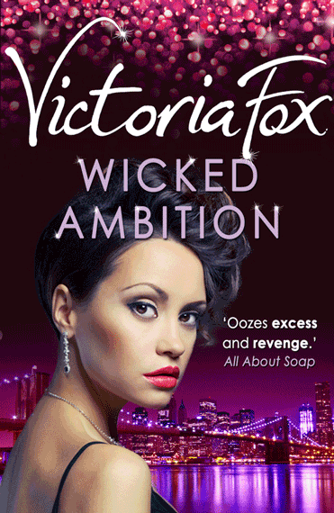 Victoria Fox Wicked Ambition book cover