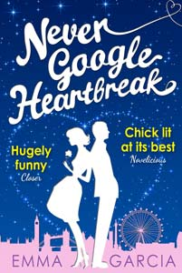 never google heartbreak emma garcia book cover