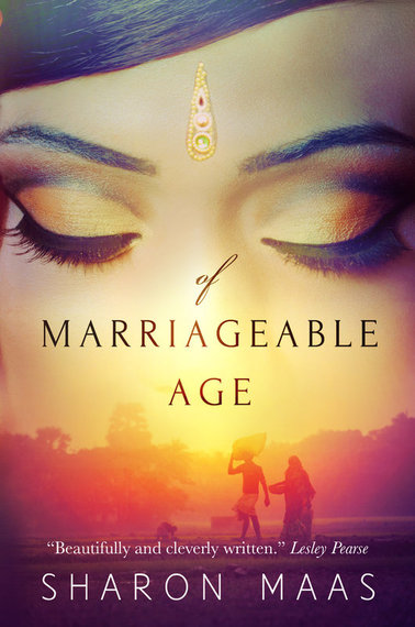 Of Marriageable Age book cover Sharon Maas