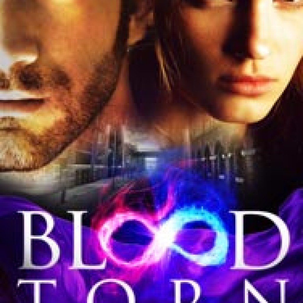 blood torn lindsay j pryor book cover