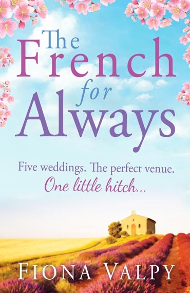 The French for Always book cover Fiona Valpy