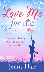 love me for me jenny hale book cover