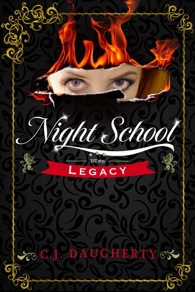 Night School: Legacy book cover