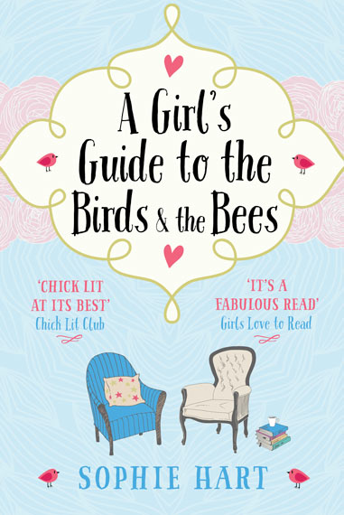 A Girls Guide to the Birds and the Bees cover