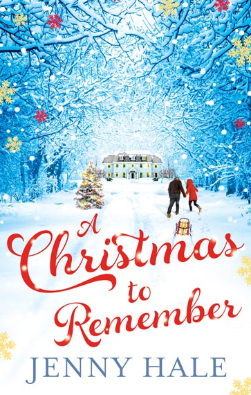 A Christmas to Remember Jenny Hale book cover