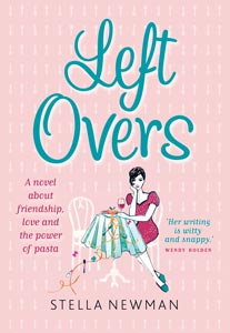 Leftovers Stella Newman book cover small
