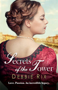 Secrets of the Tower by Debbie Rix small
