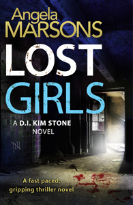 Lost Girls Kim Stone Angela Marsons Crime Thriller Book Cover