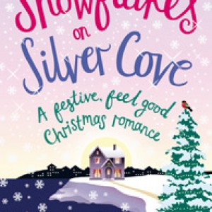 Snowflakes on Silver Cove Holly Martin Christmas Romance Chick Lit Book Cover