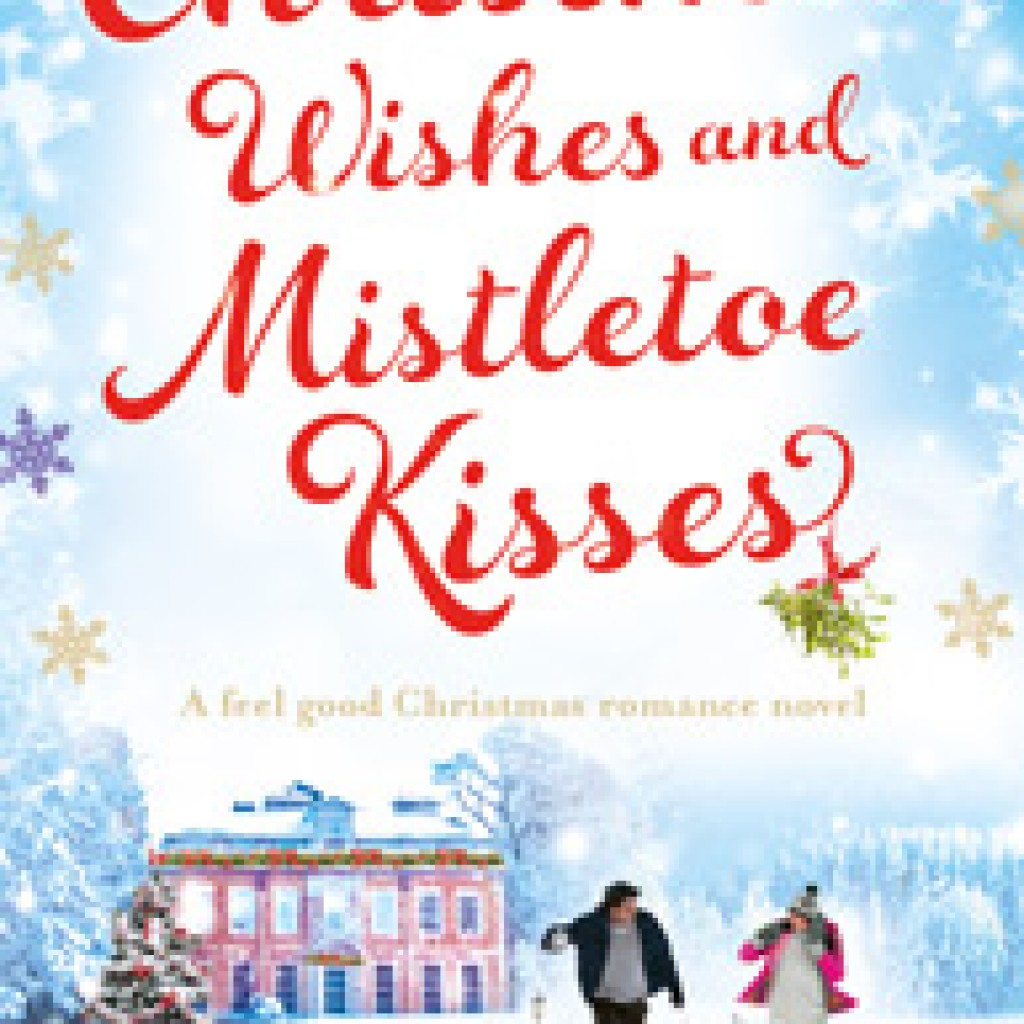 Jenny Hale Christmas Wishes and Mistletoe Kisses Christmas Romance Chick Lit Book Cover