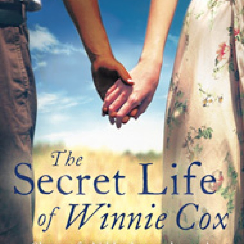 The Secret Life of Winnie Cox Sharon Maas Womens LIterary Fiction Slavery Forbidden Love Book Cover