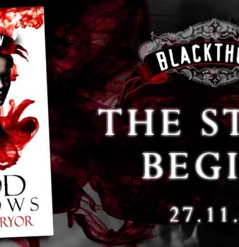 Blood Shadows book cover reveal
