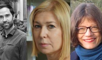 Bookouture re-sign thriller authors Merritt, Sanderson and Chase